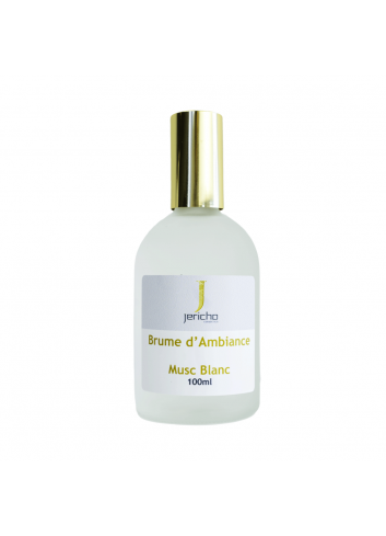 Brume d'ambiance Musc Blanc - 100 ml